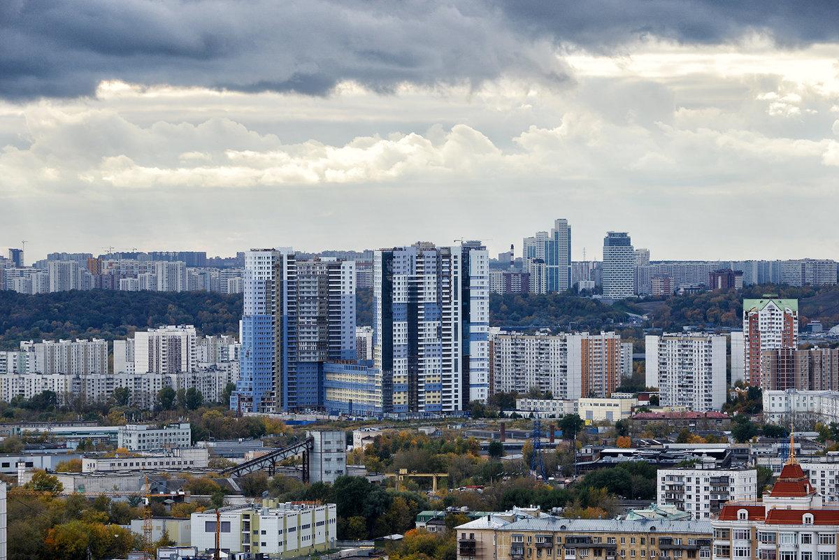 Город - Valeriy(Валерий) Сергиенко