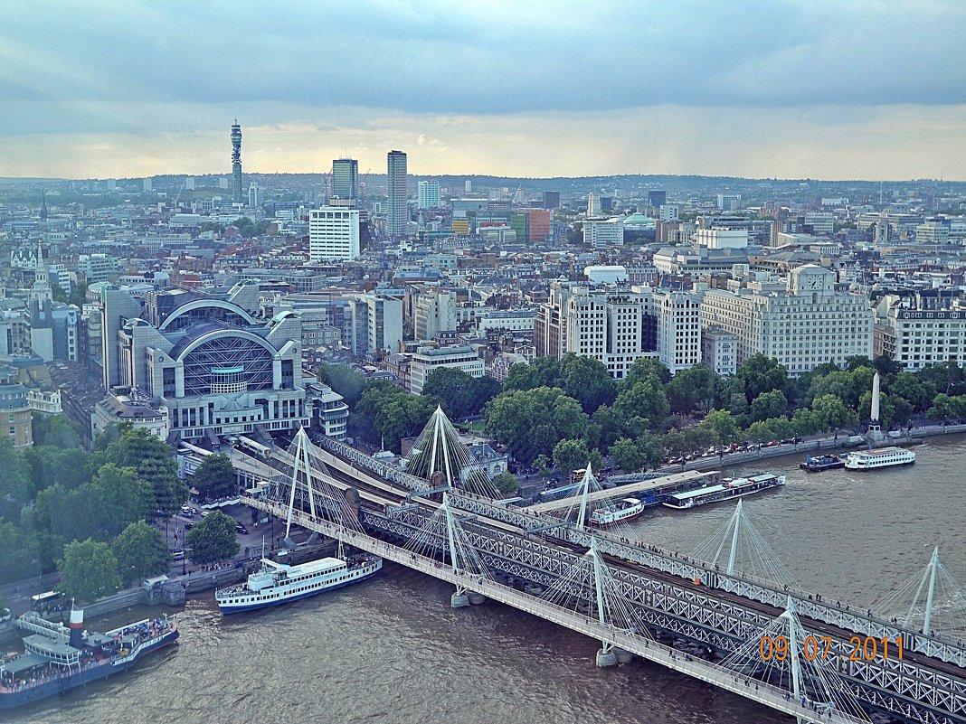 По  волнам  моей  памяти ! Старый  добрый  Лондон ! - Виталий Селиванов