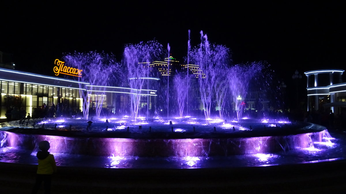Кисловодск. Поющий фонтан - 5 - татьяна