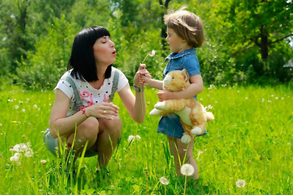 Мать и дочь - Татьяна Жилкина