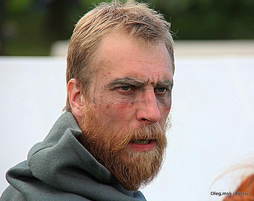 такой мужчина - Олег Лукьянов