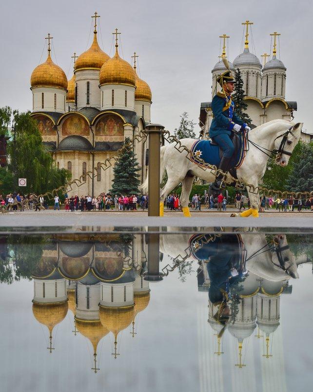 Конная гвардия президенского полка - Ирина Бирюкова