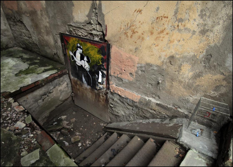 Питерские трущобы - galina bronnikova