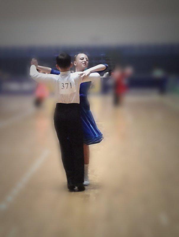 Танец#3 - Юлия Закопайло