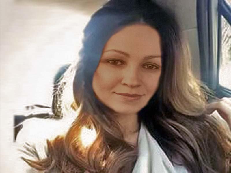 портрет девушки - Ангелина Ангельская