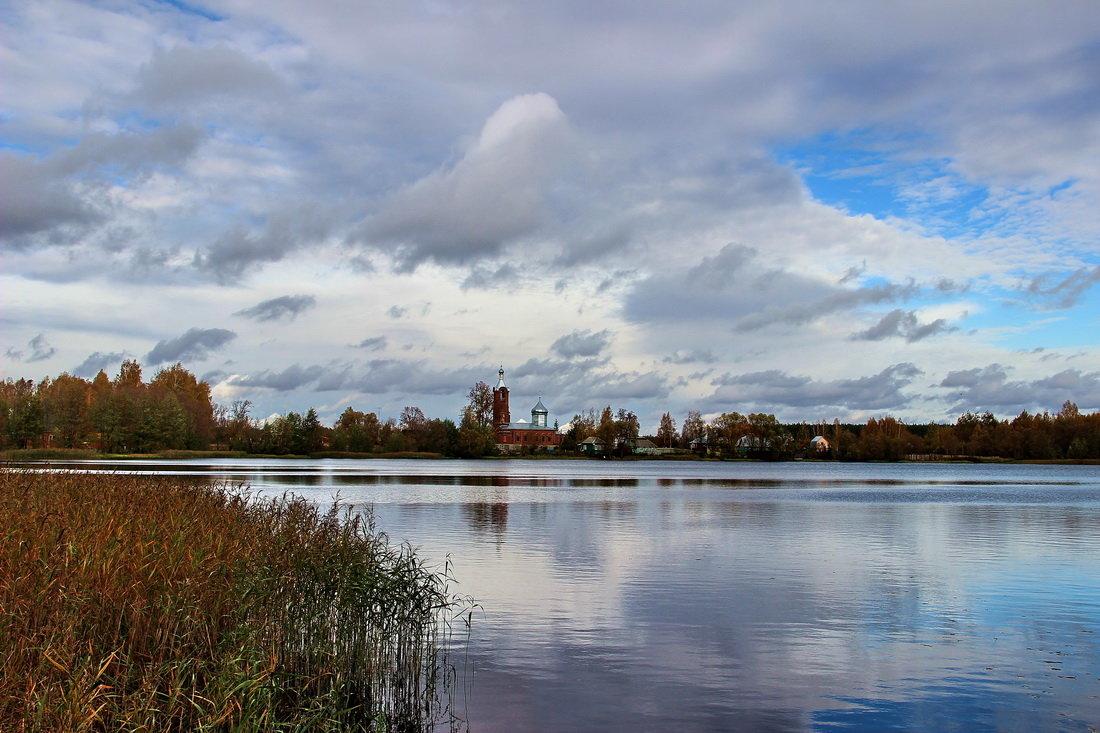Осеннее небо России... - Лесо-Вед (Баранов)