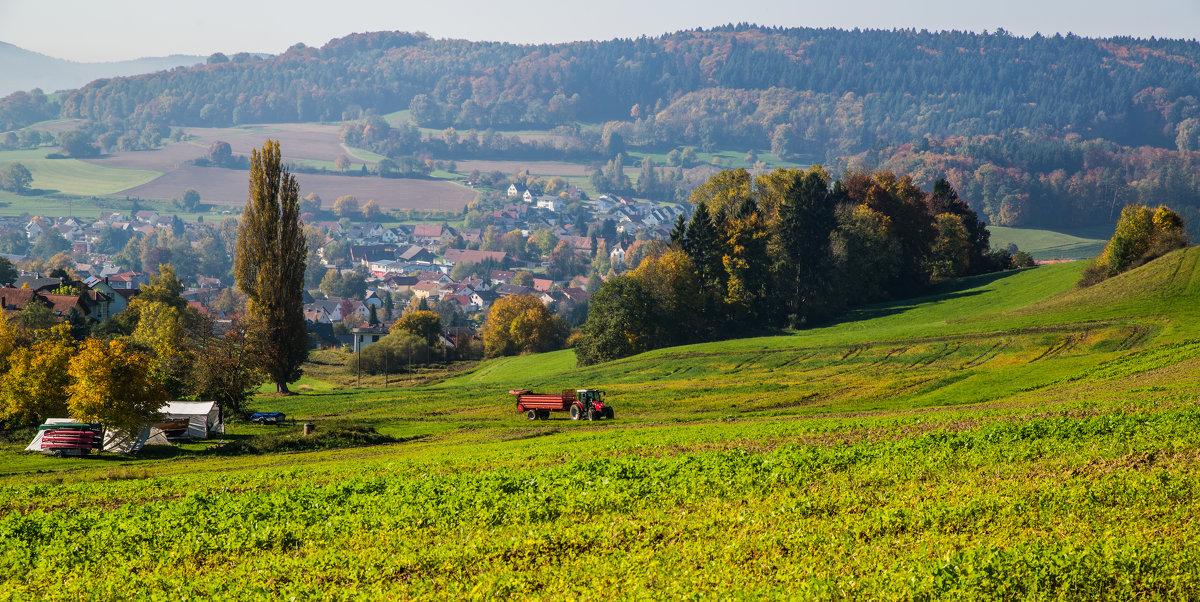 пригород , юг Германии - Viktor Schwindt