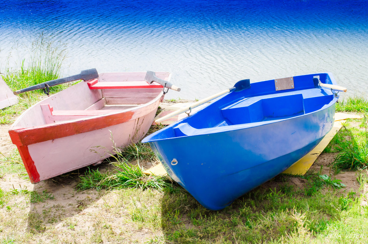 лодки - Lena Veter