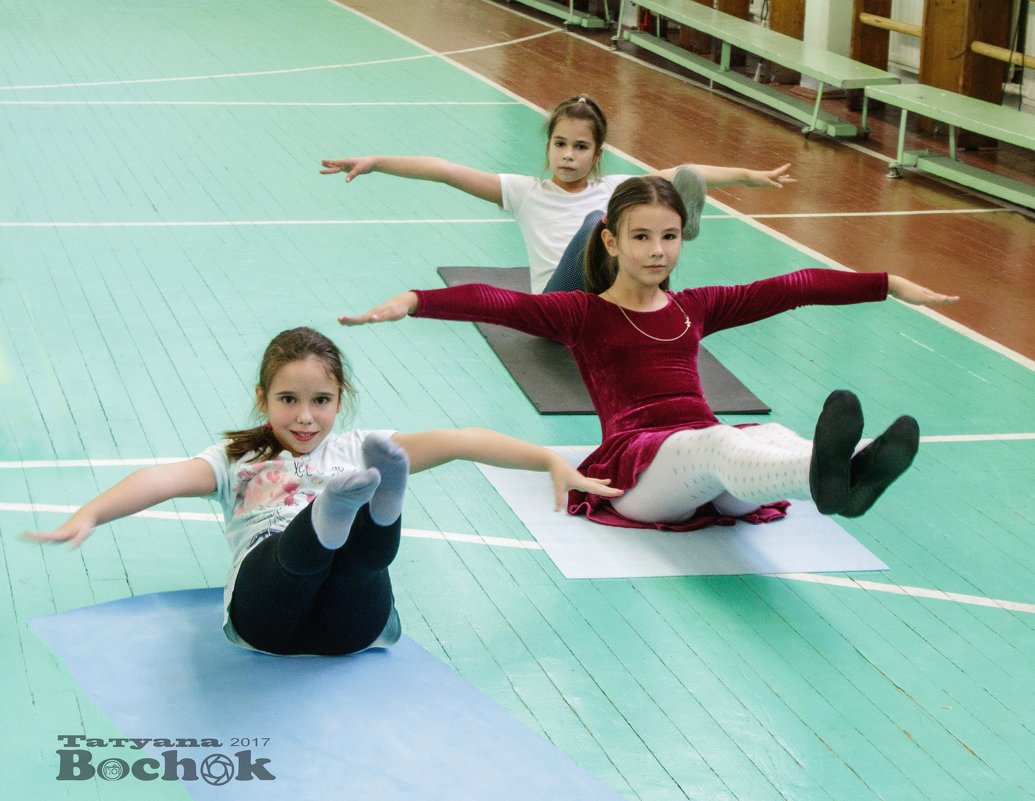 Спорт - Татьяна Бочок