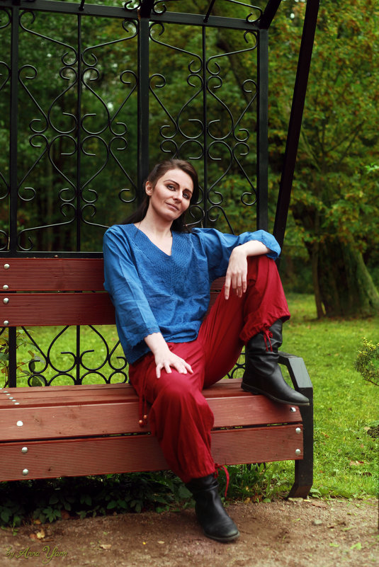 Юхианна - Анна Янн