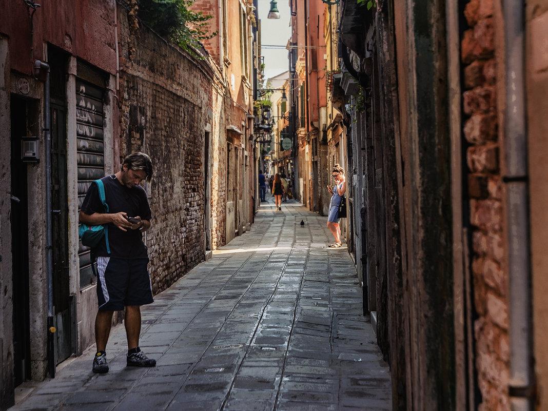 Улочки Венеции - Елизавета Вавилова