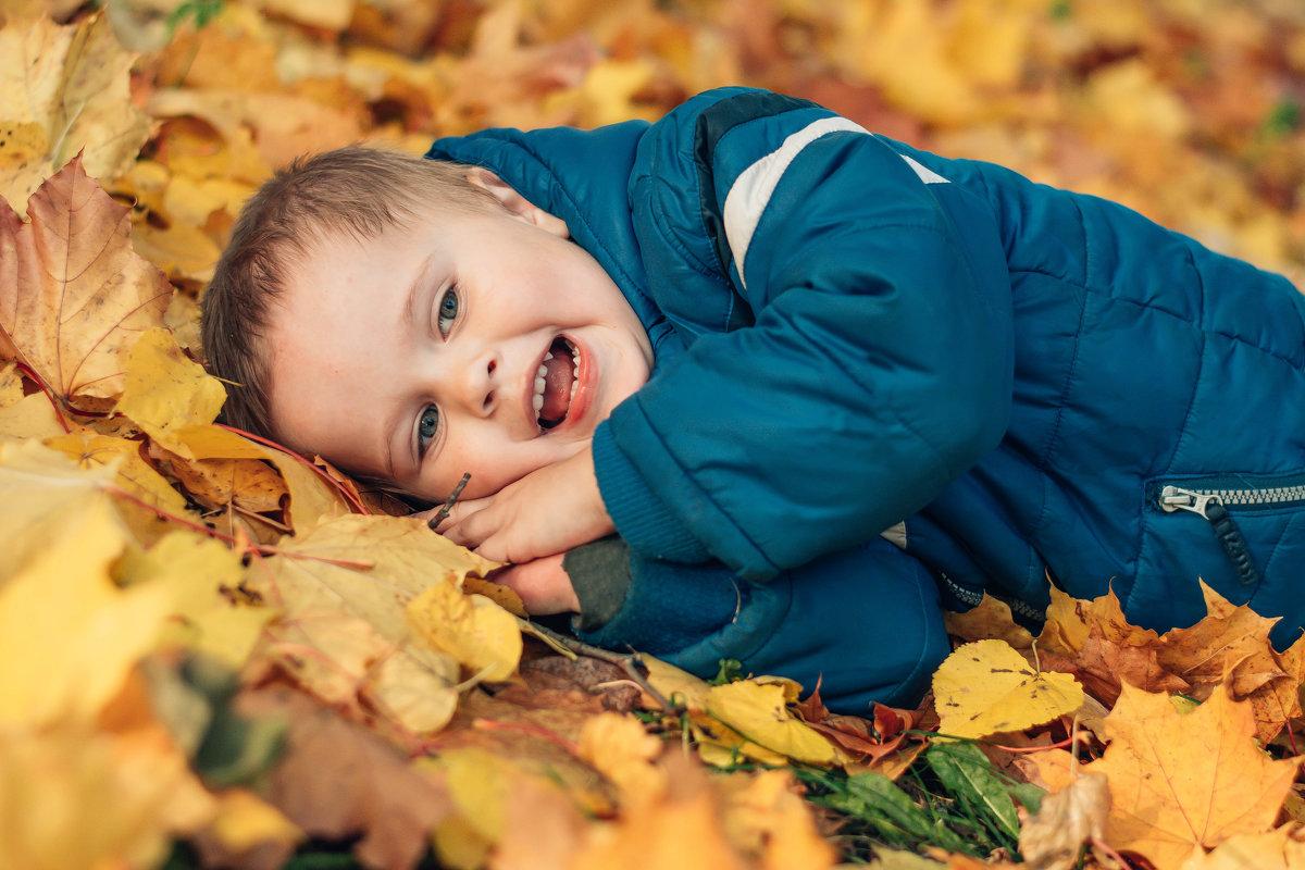 Вот она какая,осень! - Olga Schejko