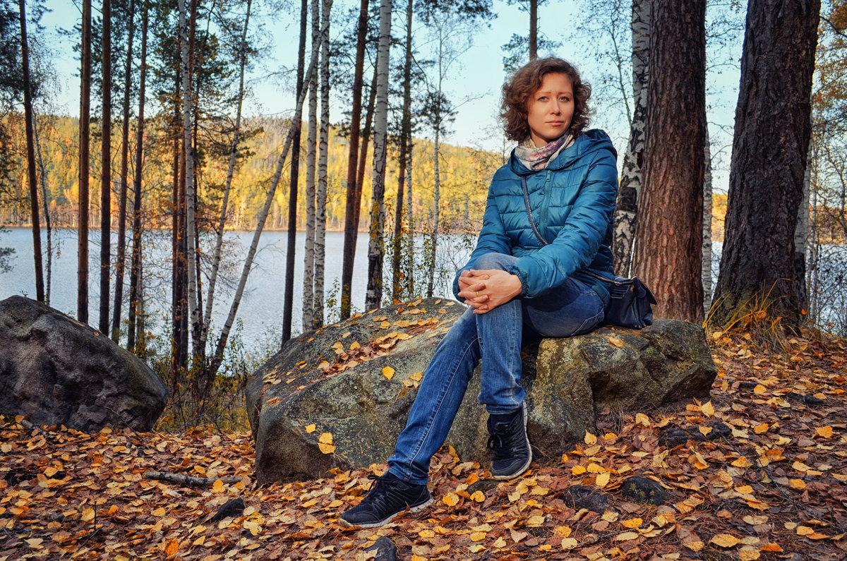 Осенний портрет - Михаил Вайсман