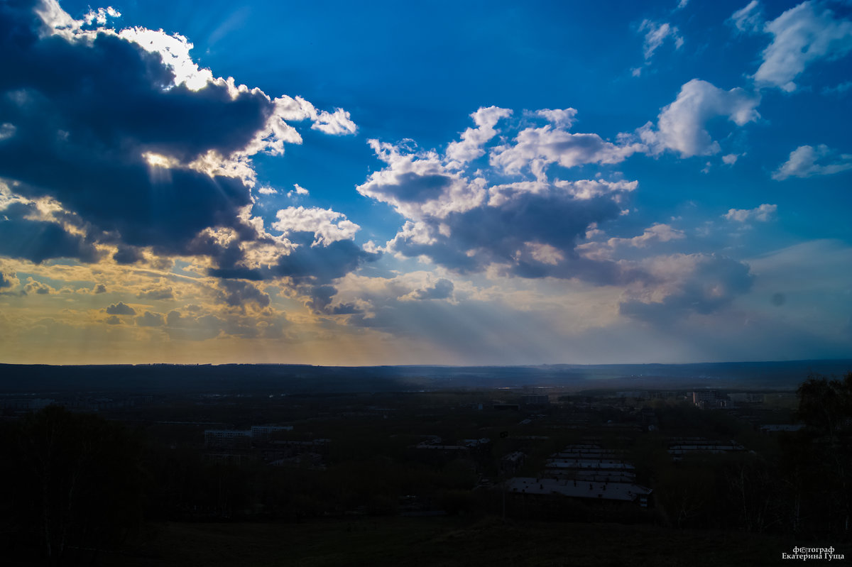 Маяковая Гора. Фотограф Гуща Екатерина - Екатерина Гуща