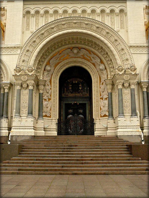 Двери в Морской храм - Galina Belugina