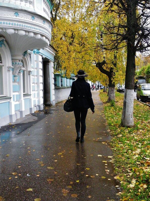 Очень мелкий дождь ... - Святец Вячеслав