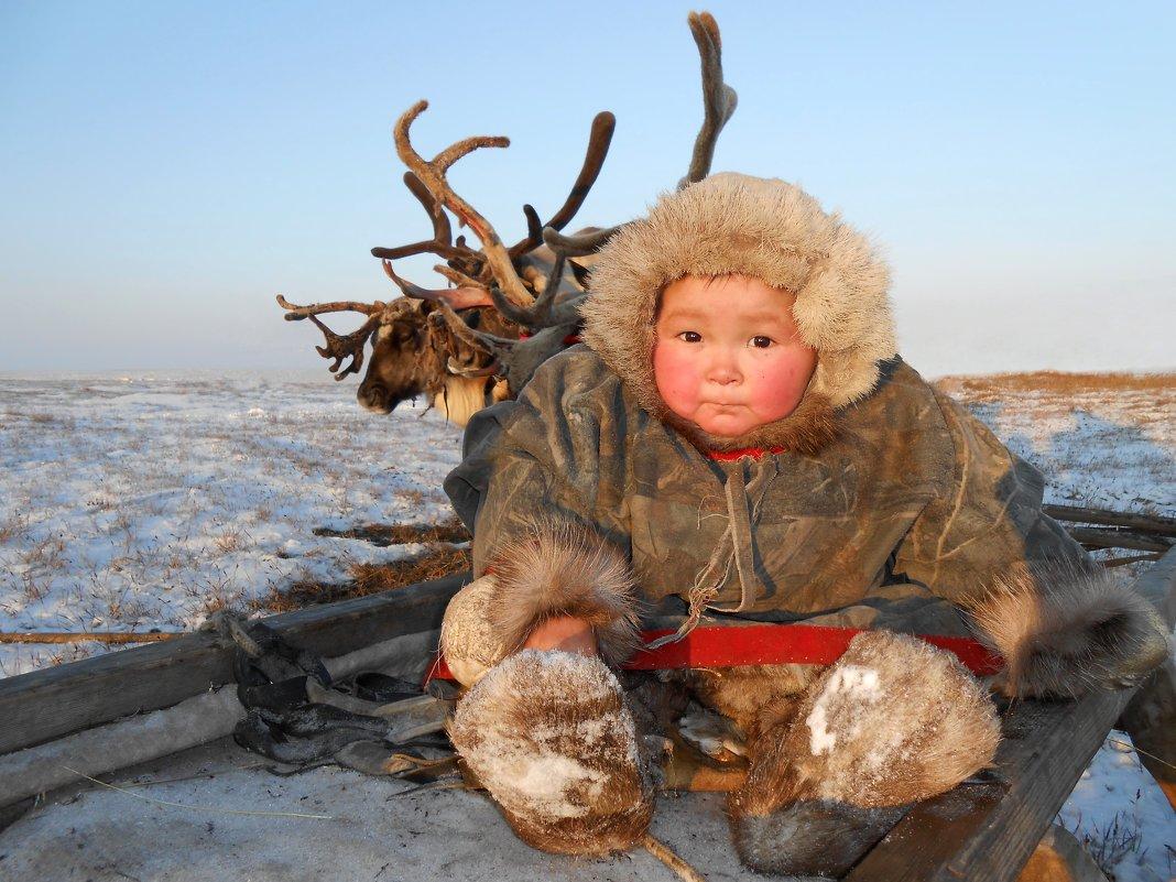 Человеческий детёныш - владимир полежаев