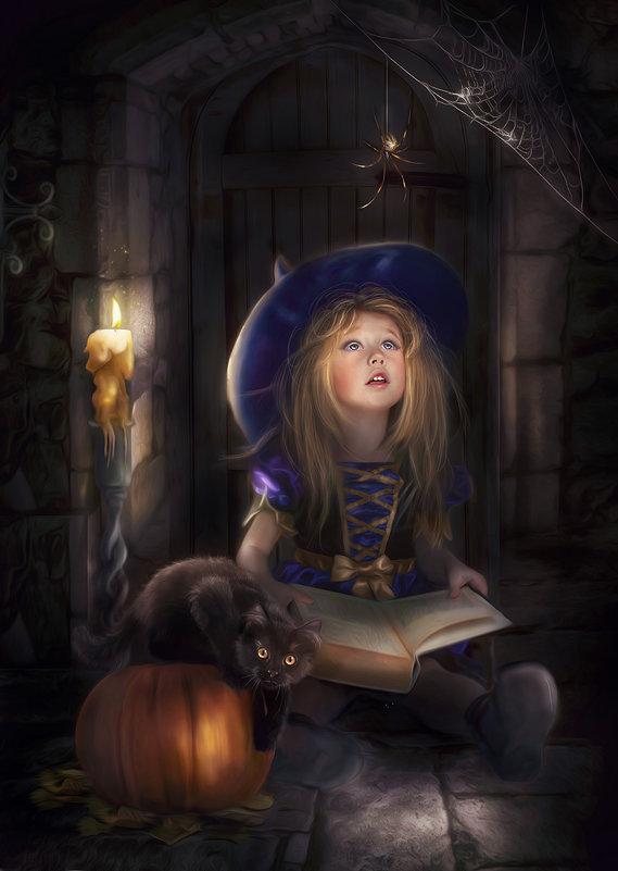 Веселого хэллоуина! - Татьяна