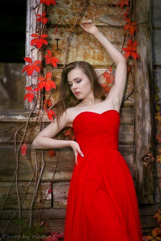 красотка - Мадина Скоморохова