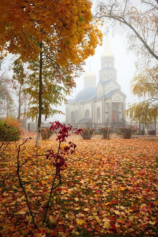 """Осенний храм"" - Victor"