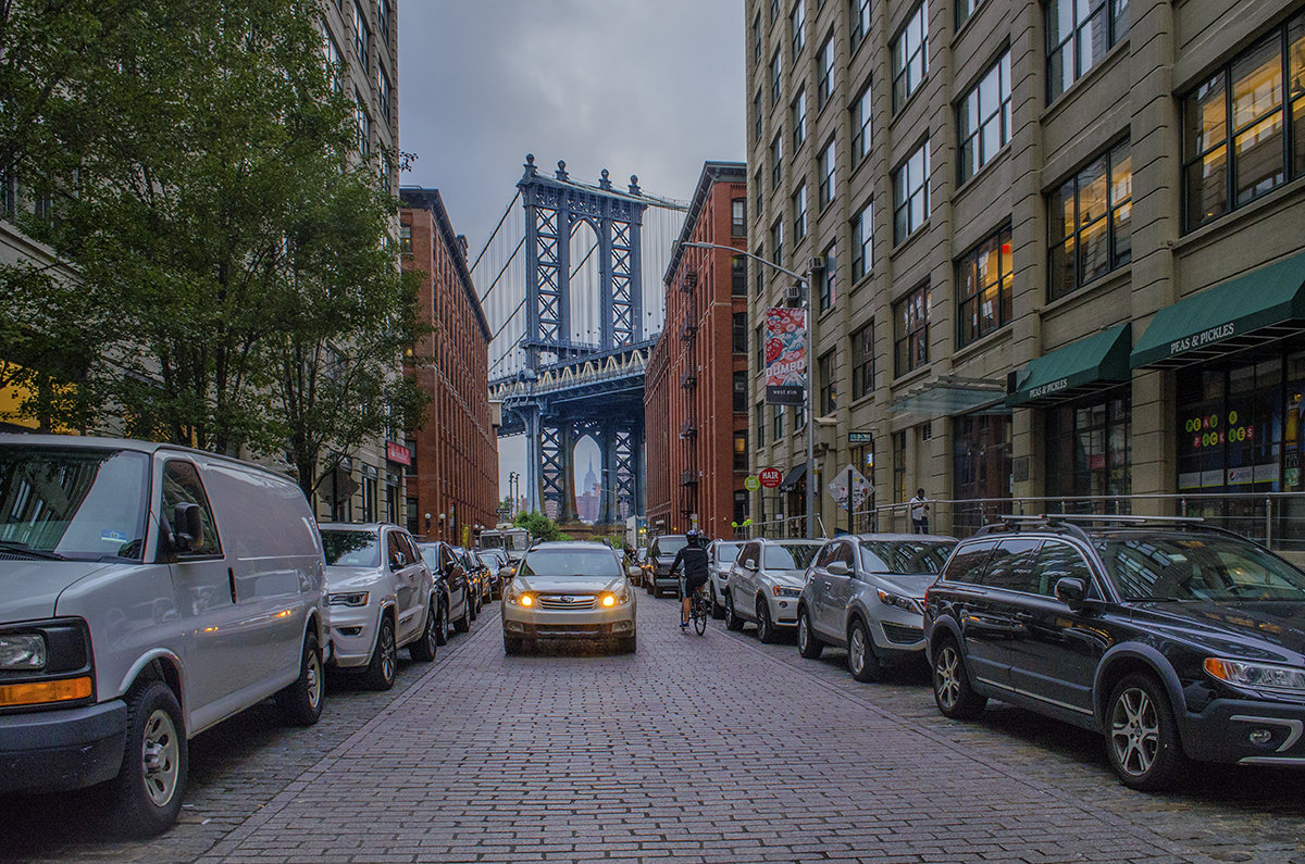 опора Манхэттенского моста - Petr @+