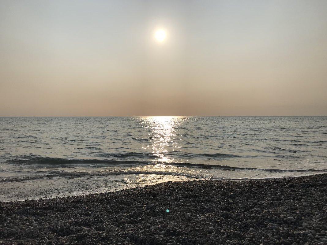 Чёрное море. Сочи. - Светлана Ященко