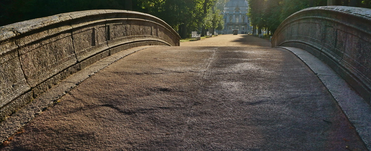 Утренний мостик - Владимир Гилясев