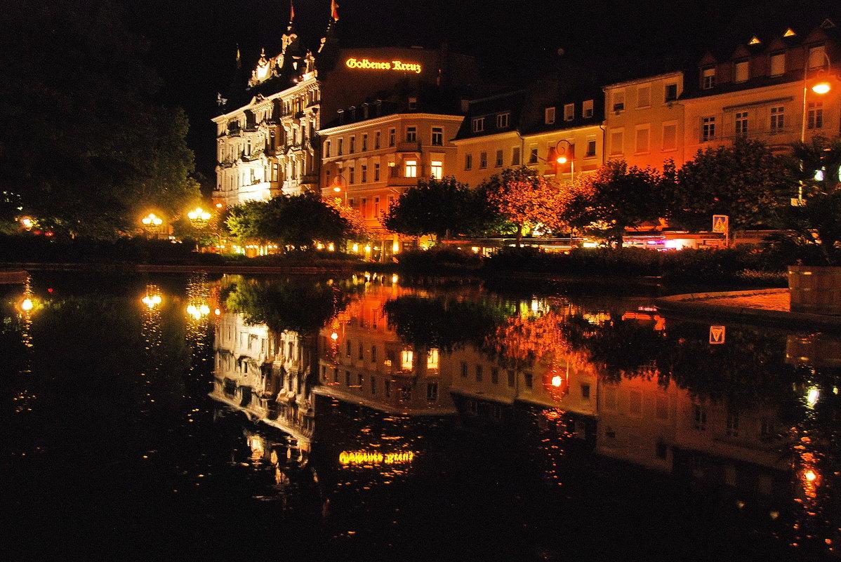 Ночной город - Николай Танаев