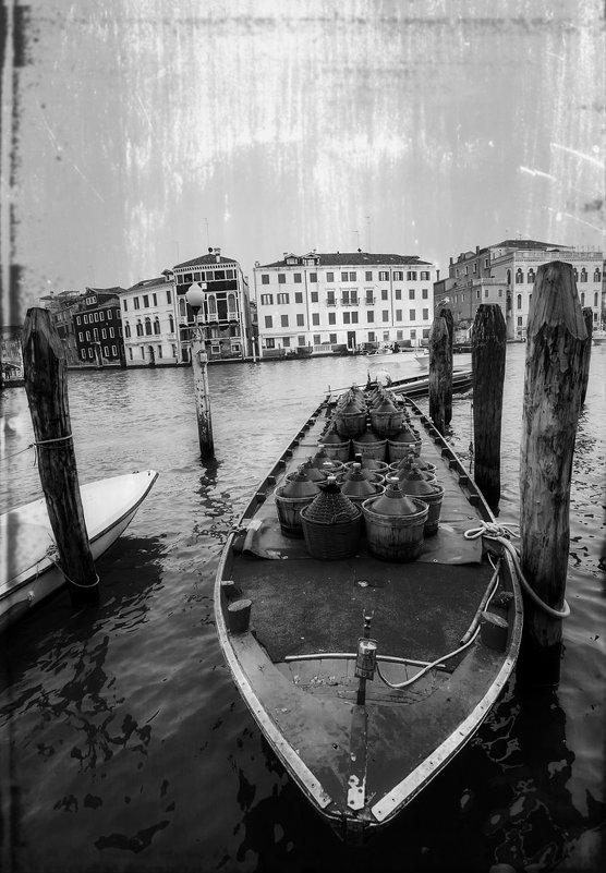А мы на лодочке катались...Венеция! - Александр Вивчарик