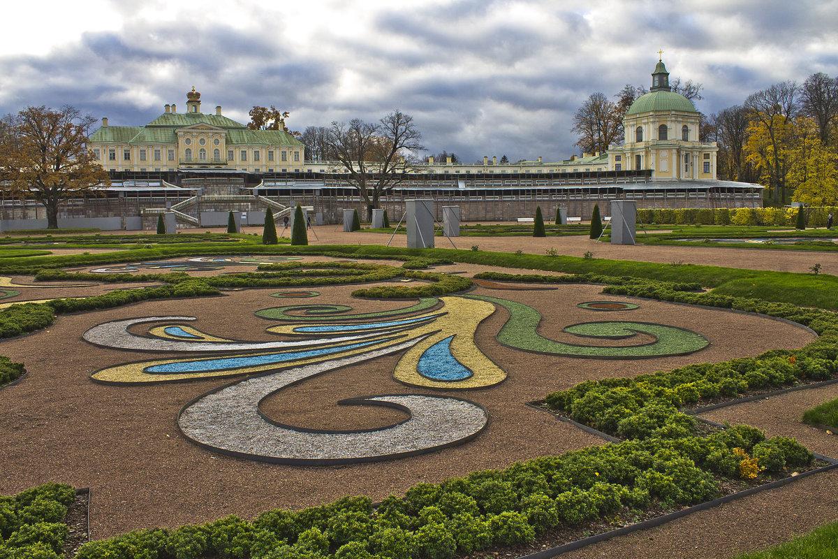 Меншиковский дворец. - Senior Веселков Петр
