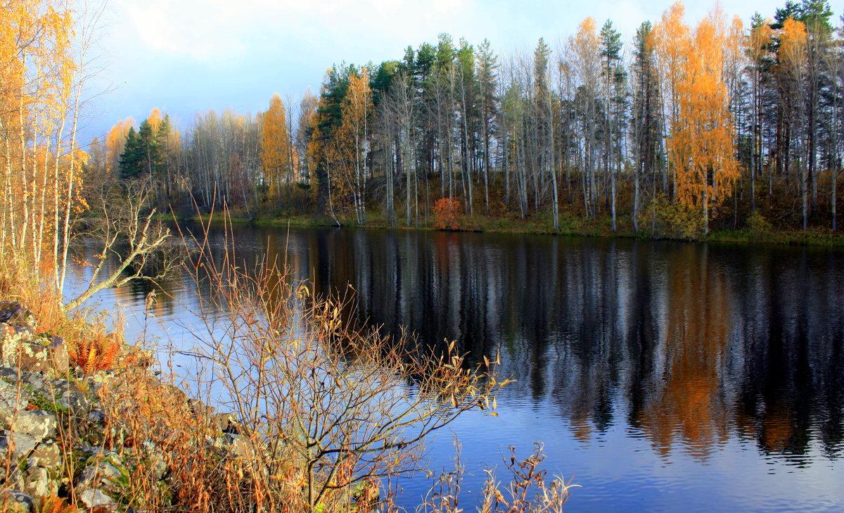 Осень в Карелии - Николай Гренков