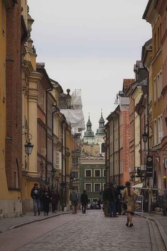 Суета старого города - M Marikfoto