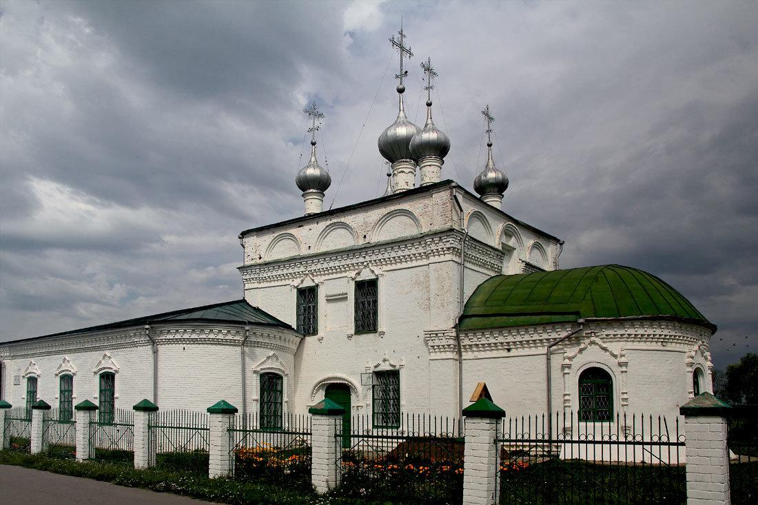 Троицкий собор. Цивильск - MILAV V