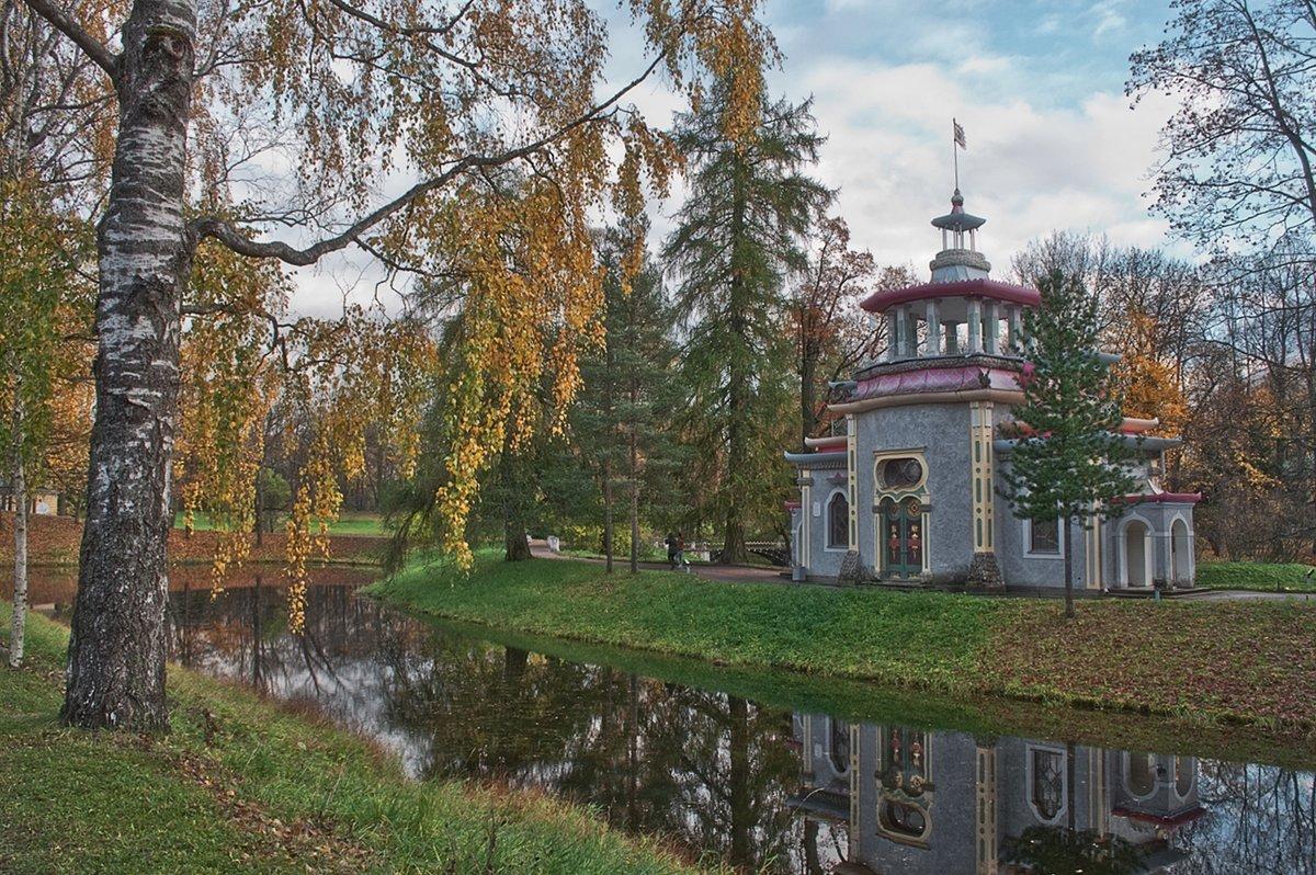осень в Царском Селе... - Natali-C C