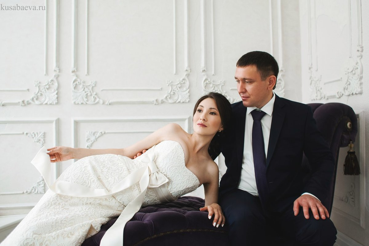 wedding photo - Вера Кусабаева