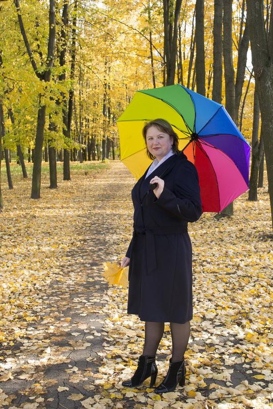 Женщина осень - Юлия Фалей