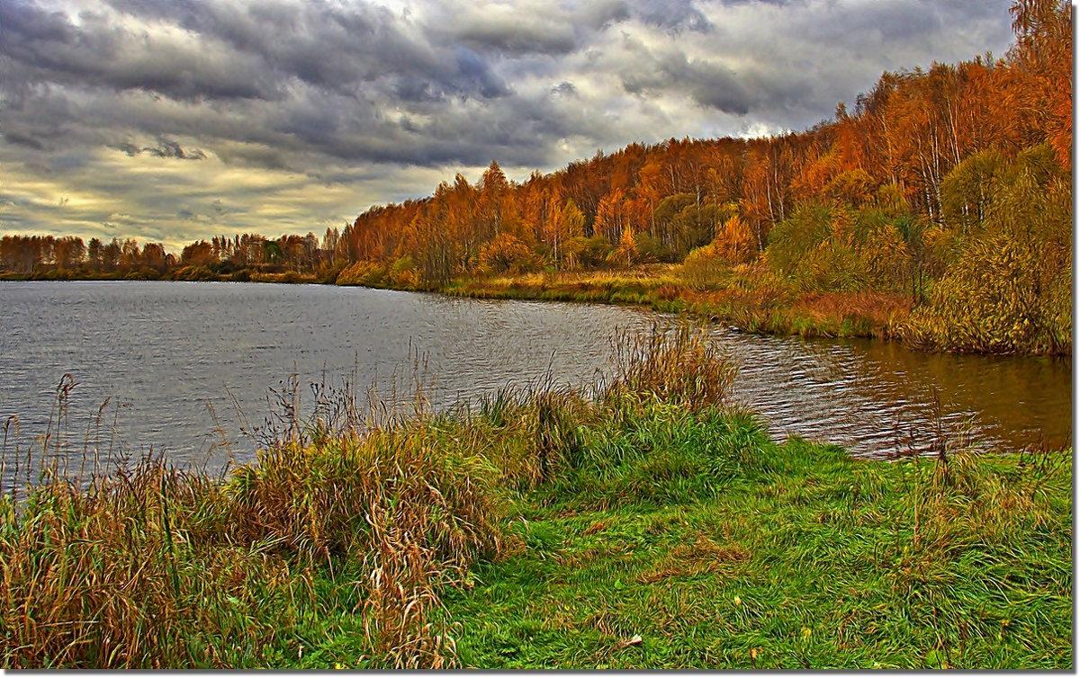 Уж небо осенью дышало - Вячеслав Минаев