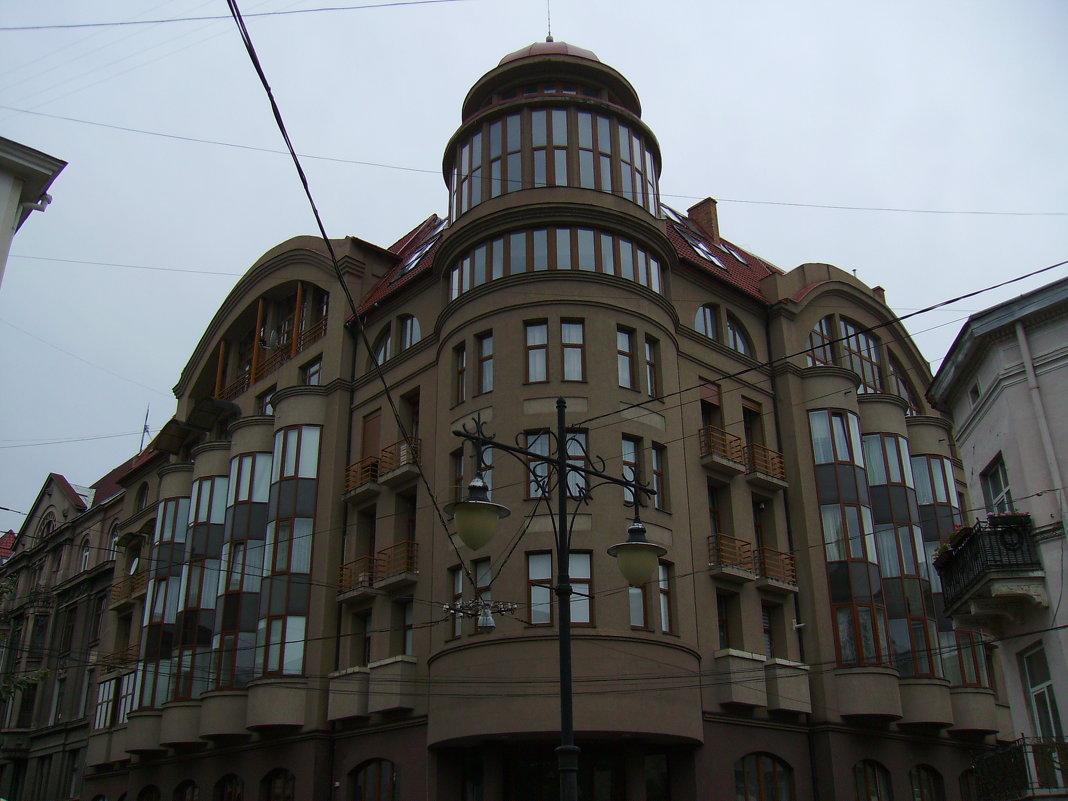 Административное   здание   в   Львове - Андрей  Васильевич Коляскин