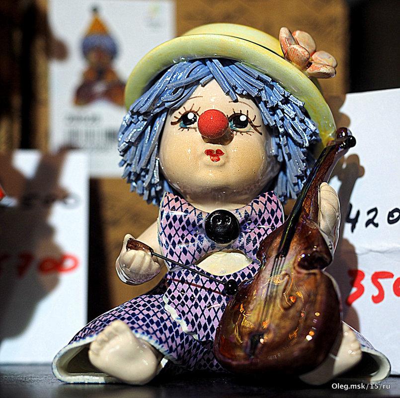авторская работа-кукла - Олег Лукьянов