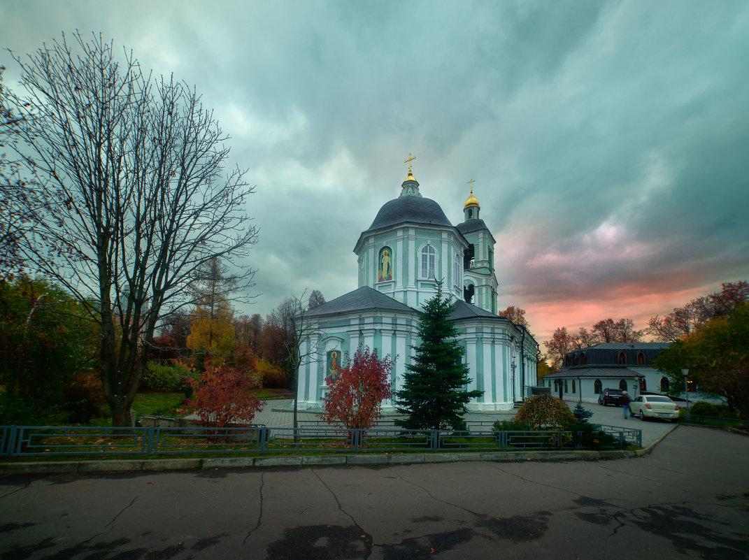 Церковь Иконы Божьей Матери Живоносный Источник - Dmitrii Гирев
