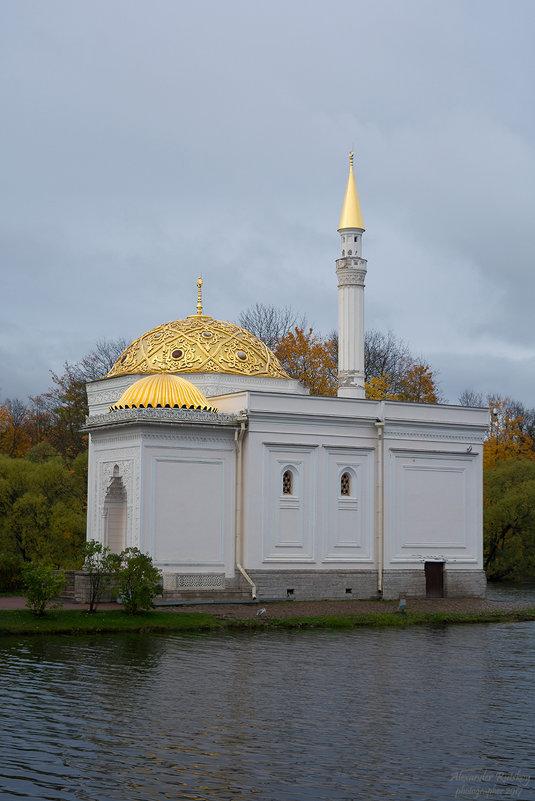 Екатерининский парк - Александр Руцкой