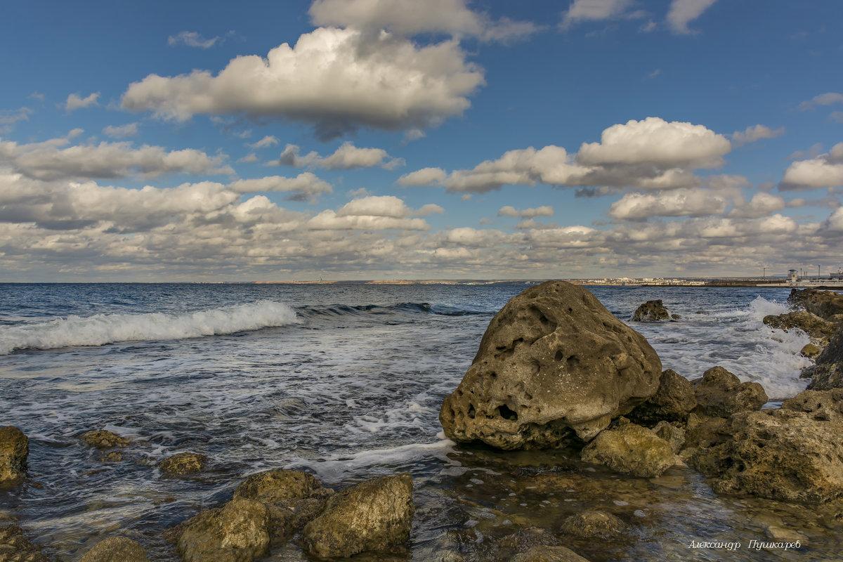 Запах моря... - Александр Пушкарёв