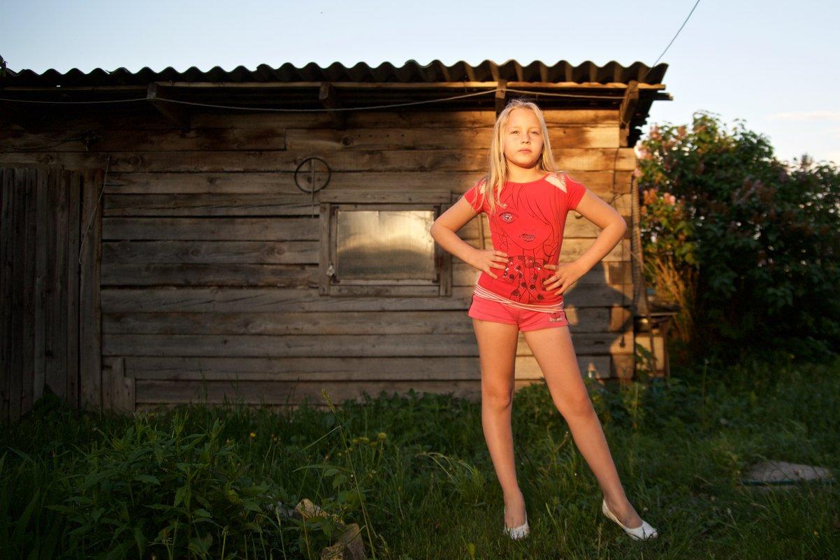 Выйду на улицу ,гляну на село - Наталья Соколова