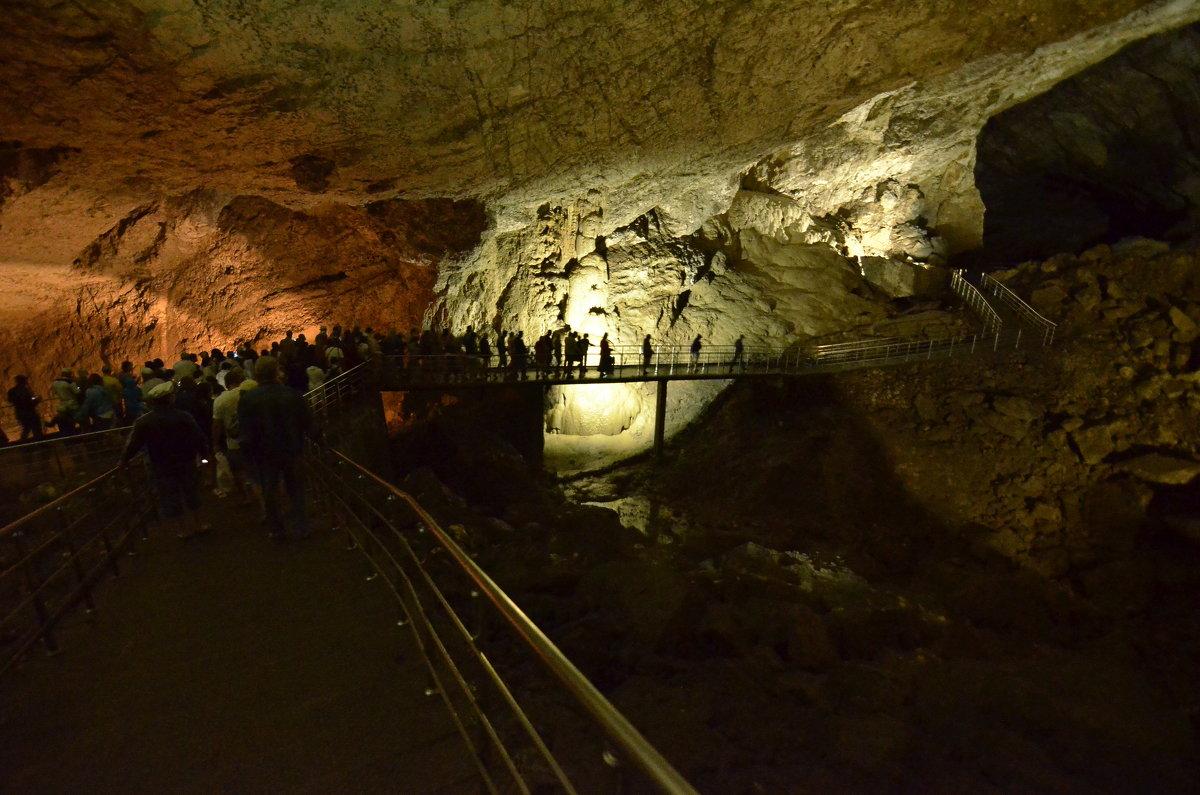 Новоафонская пещера - Светлана Винокурова