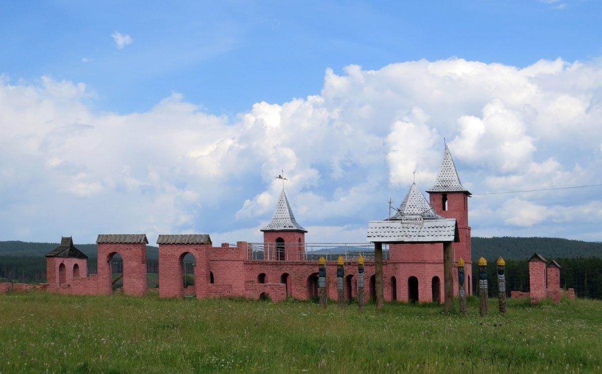 Крепость для детей - Вера Щукина