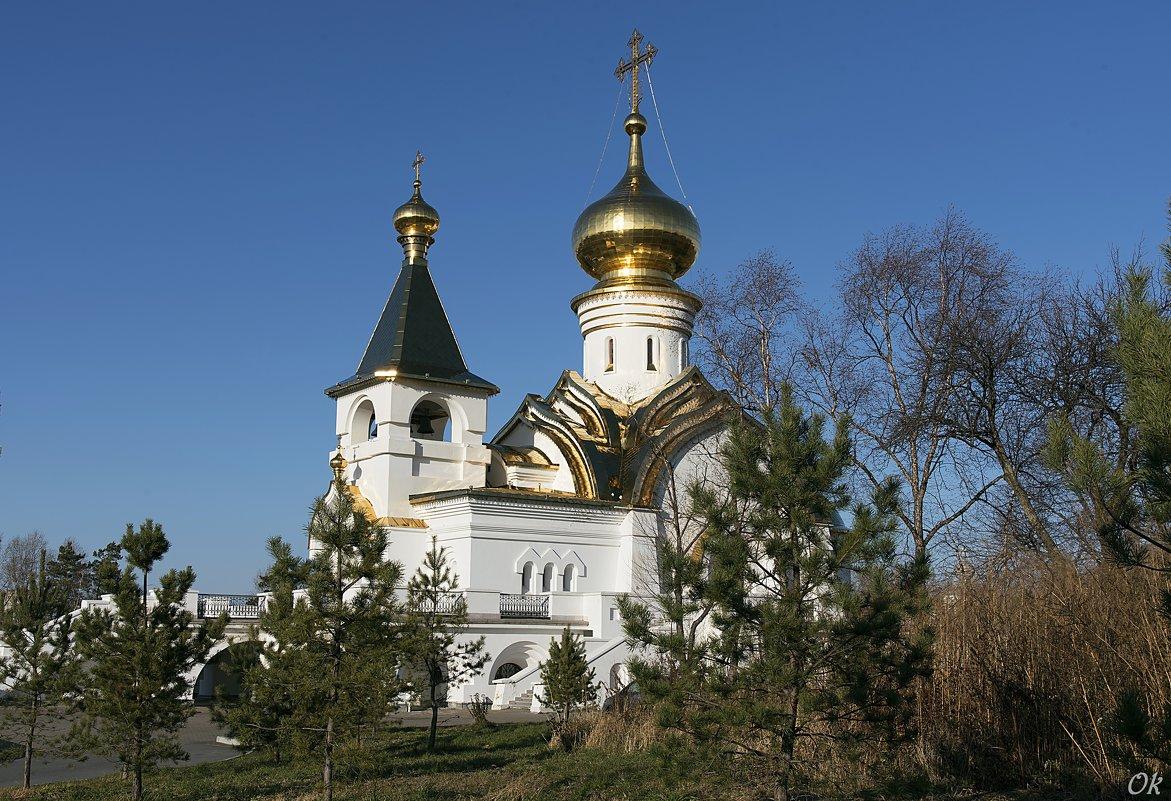 Храм Преподобного Серафима Саровского, г.Хабаровск - Оксана