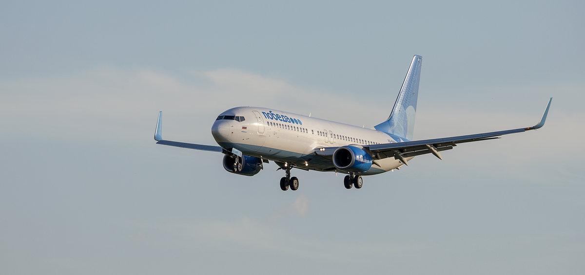 Боинг 737 - Олег Савин