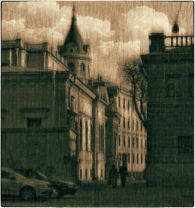 My magic Petersburg_00692 - Станислав Лебединский