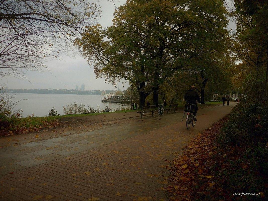 Дождливое утро - Nina Yudicheva