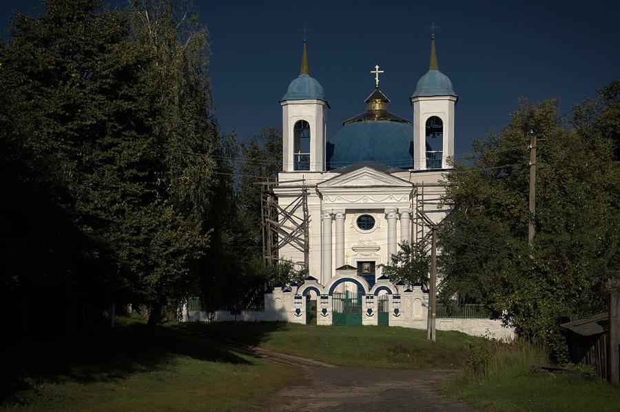Свято-Успенская церковь. - Андрий Майковский